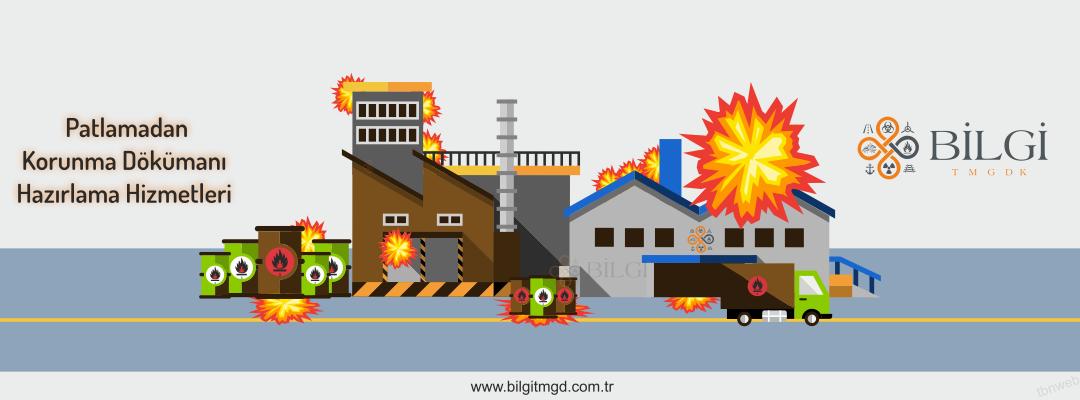 Patlamadan Korunma Dokümanı Hazırlayan Firmalar ve Şirketler Tuzla, istanbul